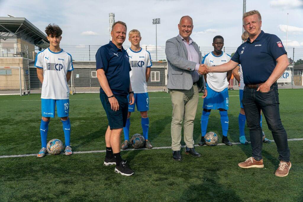CC Facility Topsponsor i FC Roskilde