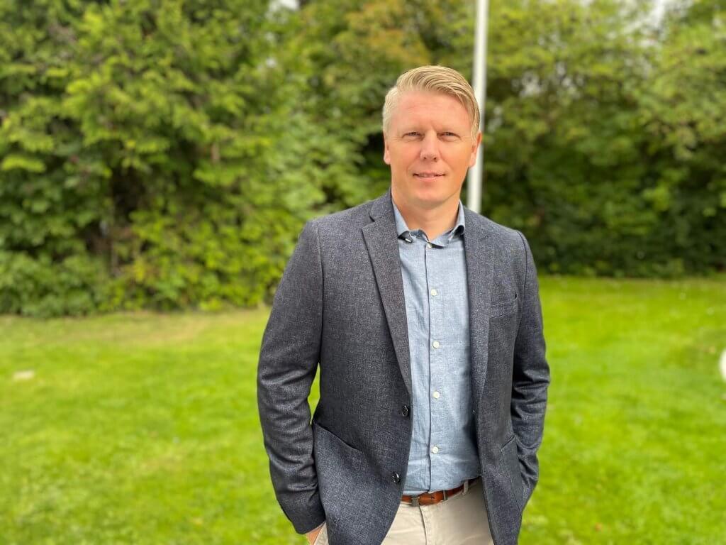 Henrik Christensen ny Facility Direktør